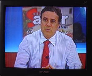Dr. Carlos Abath Na TV