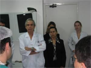 Dr. Cesar Reis, A Secretaria TOPE Lucimar E A Dra. Thacira Dantas