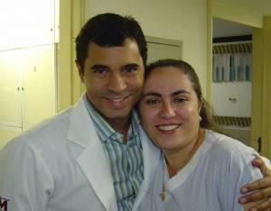 Dr Romero MArques E A Enfa Adriana BITU