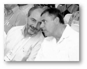 Drs Crescêncio Centola (SP) E Carlos Abath (PE)